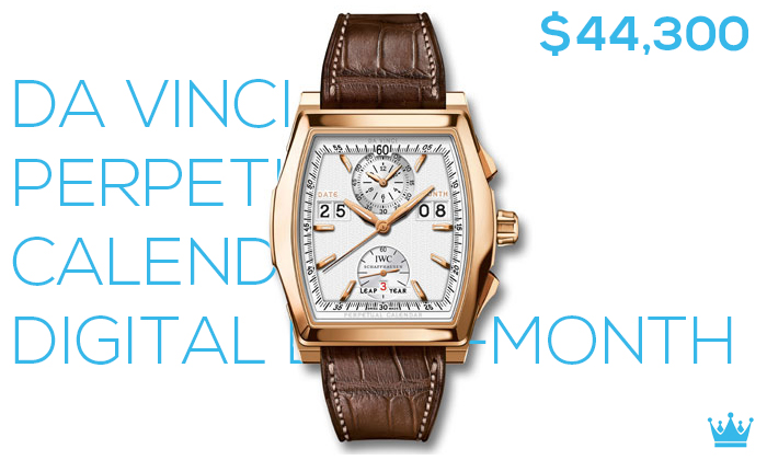 Perpetual Calendars Watch Trends for Men 2014