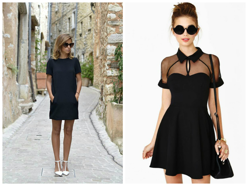 What to wear on a first date without knowing where you're going | LBD
