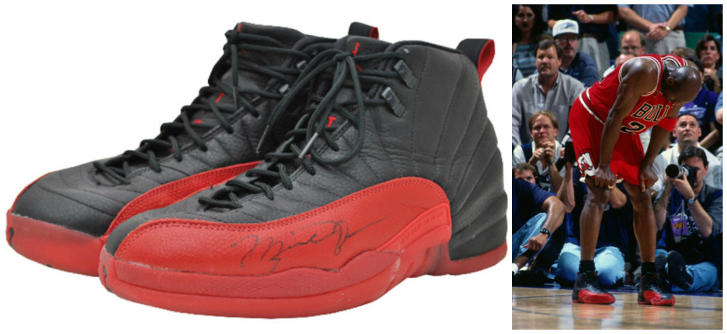World's Most Expensive Sneakers- Michael Jordan Worn Air Jordan 12