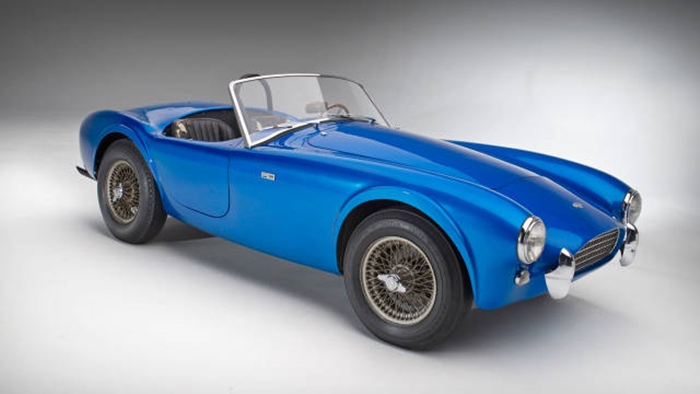 World's Most Expensive American Car Shelby CSX2000 Cobra