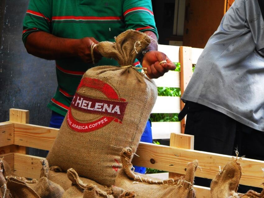 Top 5 Most Expensive Coffee in the World - EALUXE.COM   Saint Helena Coffee