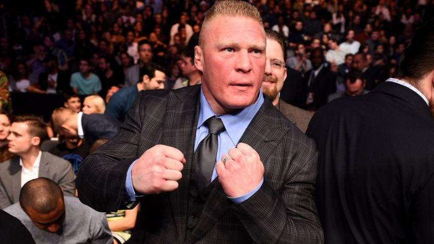 Top 5 Richest MMA Fighters in the World - EALUXE.COM | Brock Lesnas gained worldwide recognition when he joined WWE, becoming a 3-time WWE Champion.