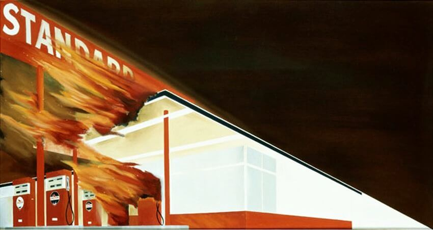 Top 10 Most Expensive Living American Artists - EALUXE | Ed Ruscha