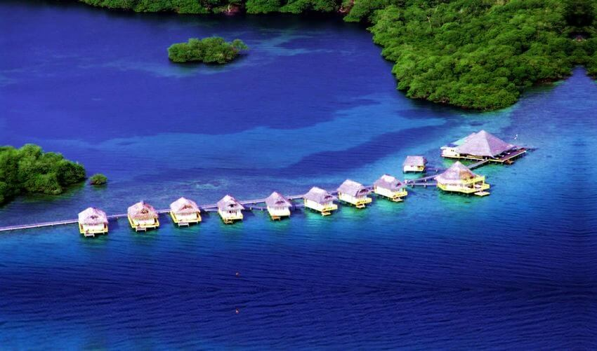 Top 10 Most Expensive Floating Hotels in the World   Punta Caracol