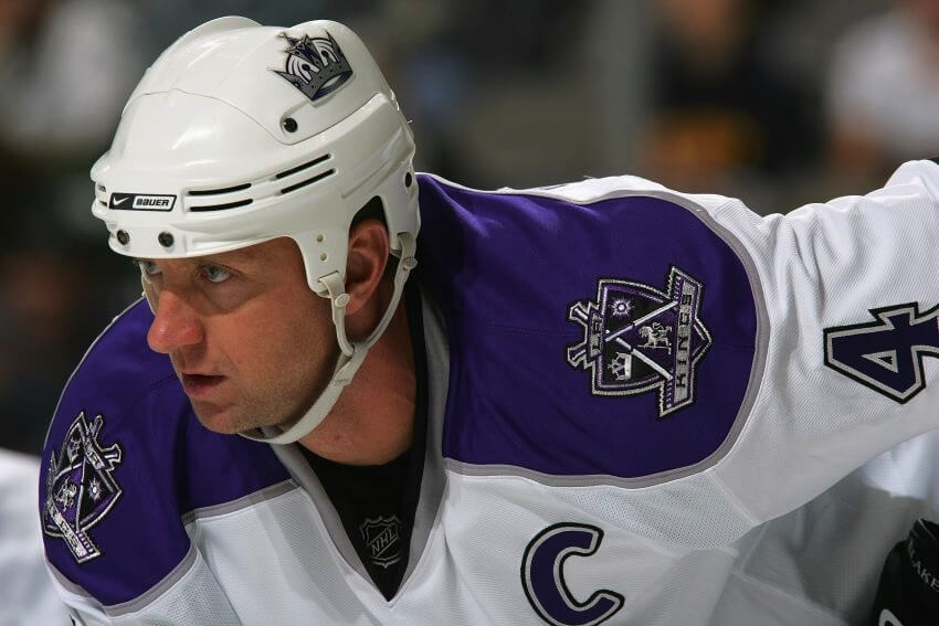 Richest NHL Players in the World | Rob Blake