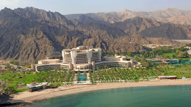 Al Bustan Ritz Carlton – Oman 23 Hotels in the Middle East That Take Luxury to Another Level!