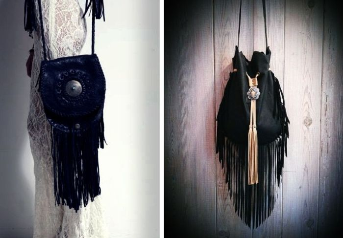 Bag Trends for Summer 2014  Women - The Fringed Bag (w52)