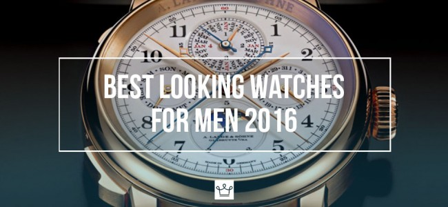 Best Looking Watches For Men 2016