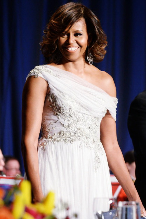 Best.Dressed.Celebrities.at.WHCD.2014.N.1.MICHELLE.OBAMA