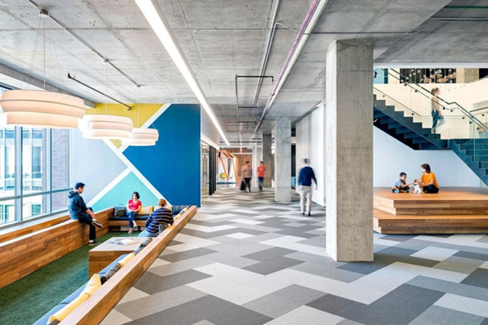 Check Out The Cisco Meraki Headquarters in San Francisco!