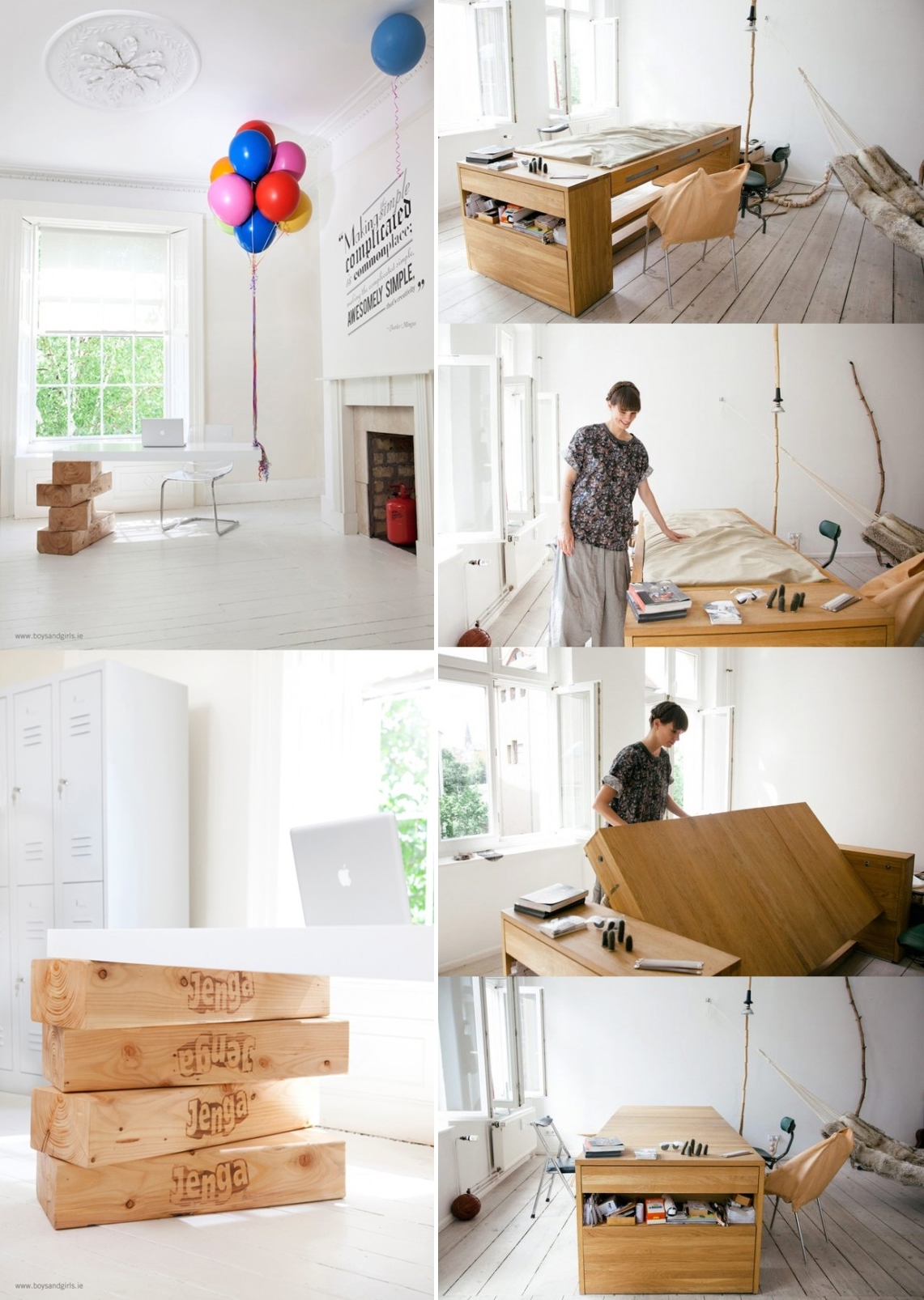 15 Cool Ideas On How To Turn Your Home Into An Office