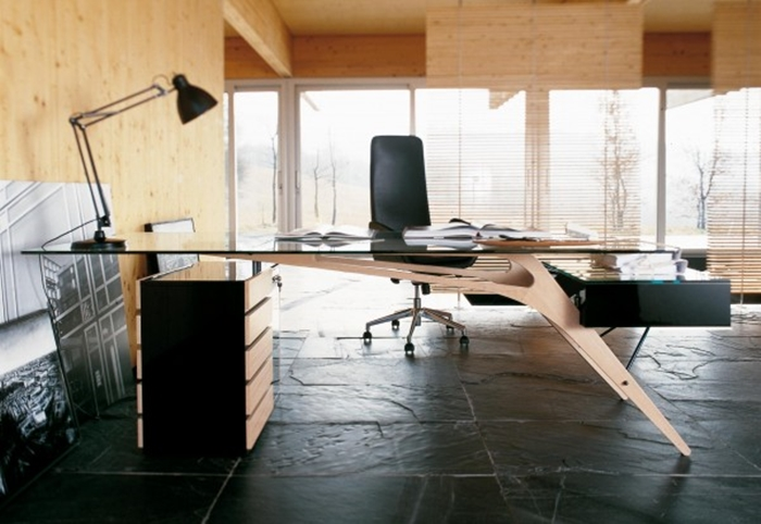 15 Cool Ideas On How To Turn Your Home Into An Office - Alux.com