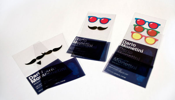Crazy Designs for the Business Cards