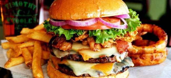 Enjoy One of the Most Expensive Burgers in the World!