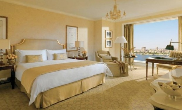 Four Seasons Hotel Cairo at the First Residence – Giza, Egypt