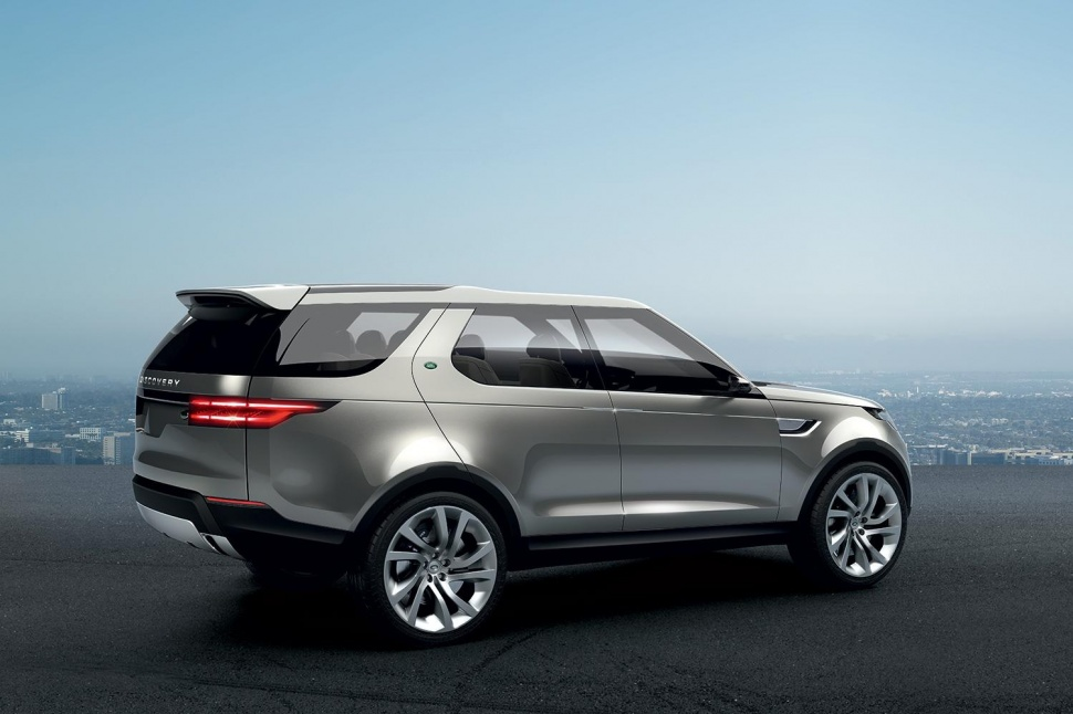 Have You Seen The New Land Rover Discovery Vision Concept (2)