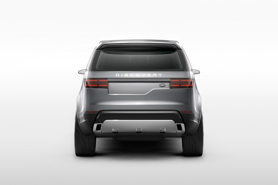 Have You Seen The New Land Rover Discovery