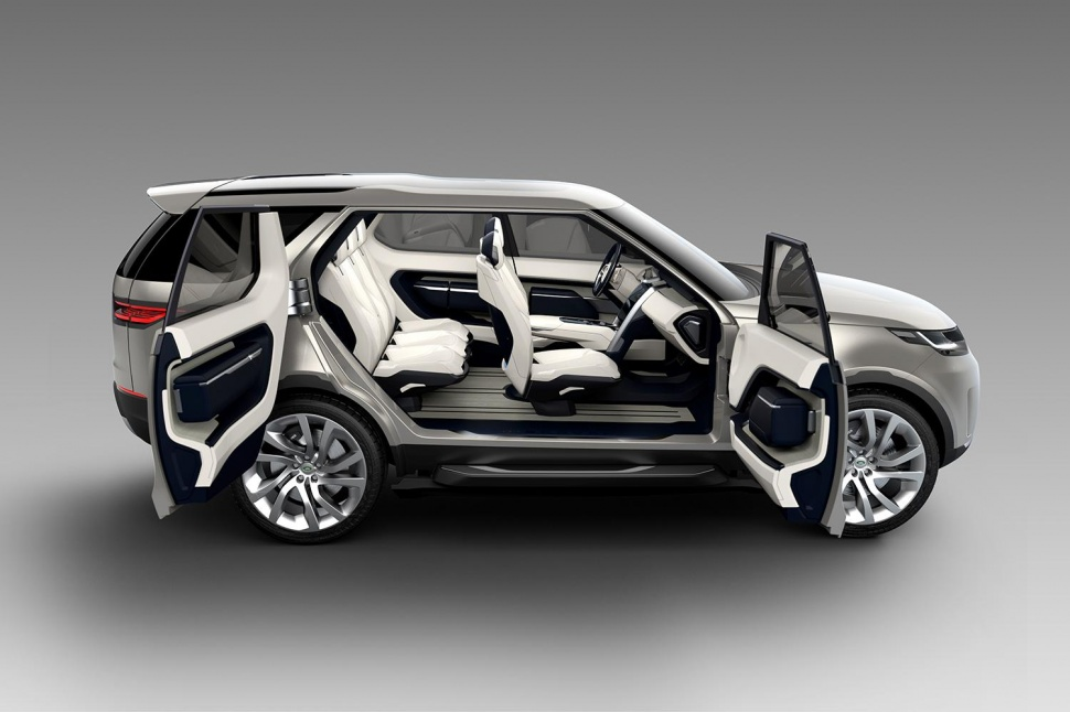 Have You Seen The New Land Rover Discovery Vision Concept (8)
