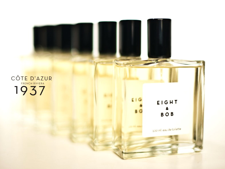 J.F.Kennedy's' Favourite Perfume - Eight & Bob