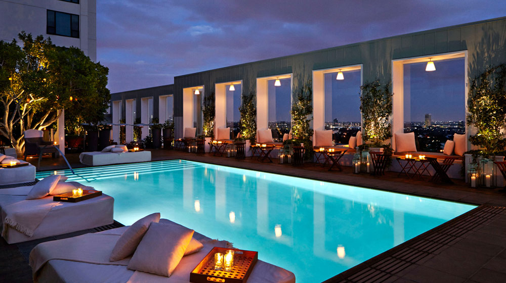 Los Angeles Hotels With The Best Views