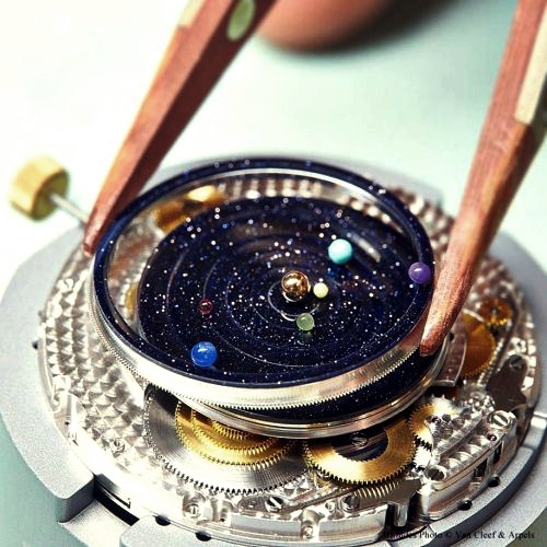 Most Creative Watches You Should Own - Astronomical Watch (2)