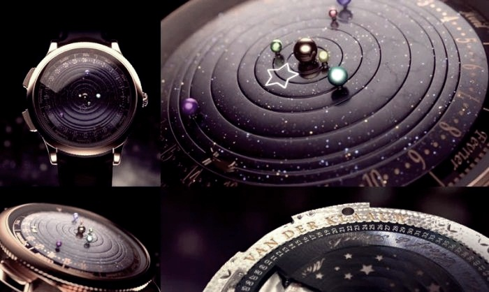 Most Creative Watches You Should Own - Astronomical Watch