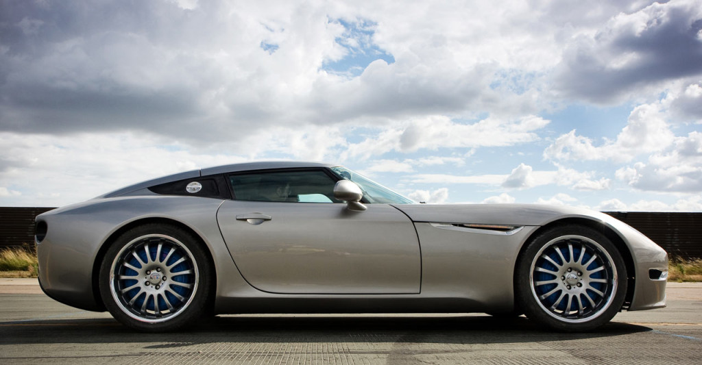 Most Expensive Electric Cars - Lightning GT