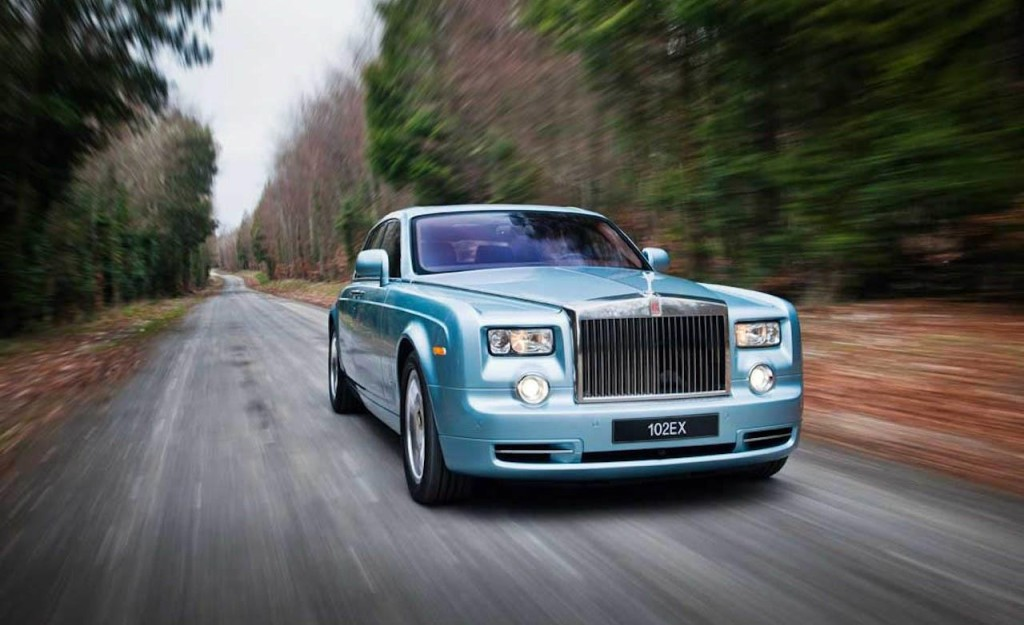 Most Expensive Electric Cars In The World Top 5