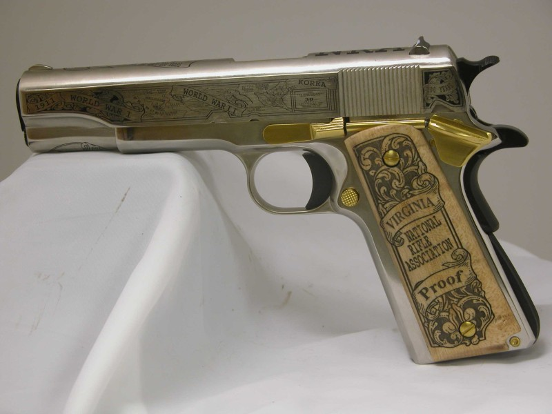 Most Expensive Gun in the World