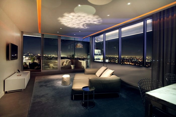Most Expensive Hollywood Hotels Top 10 9. Hotel Andaz, West Hollywood, California - $370