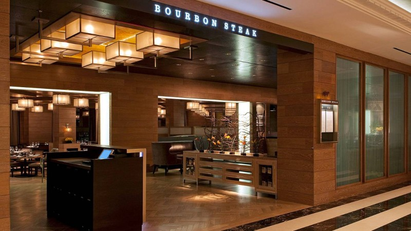 Most Expensive Hotel in Washington DC Four Seasons Restaurant
