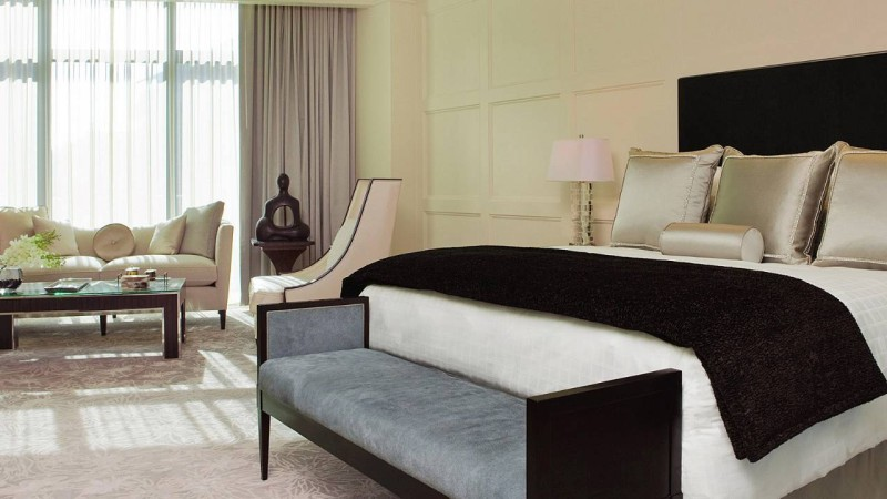 Most Expensive Hotel in Washington DC Royal Suite