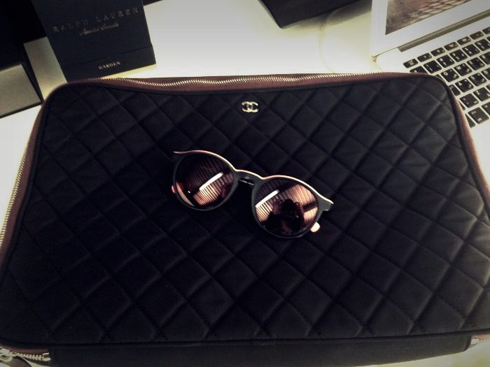 Most Expensive Tech Accessories for Women Top 5 5.Chanel Laptop Case - $1.450 (2)