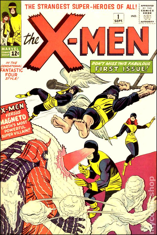 Most Expensive X-Men Comic-Book in the World cover
