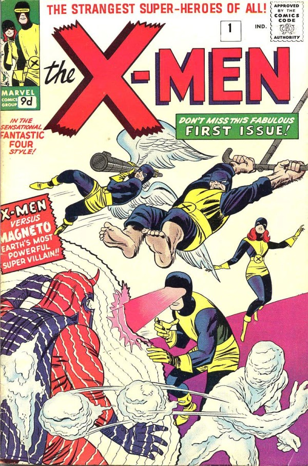 Most Expensive X-Men Comic-Book in the World cover (2)