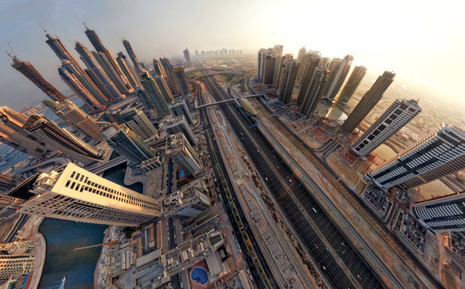 Photo by AirPano.com. These Photos of Dubai Will Make You Want To Hop on A Plane and Visit!