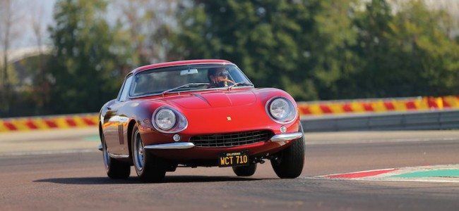 Steve McQueen's 1967 Ferrari 275 GTB Is For Sale!