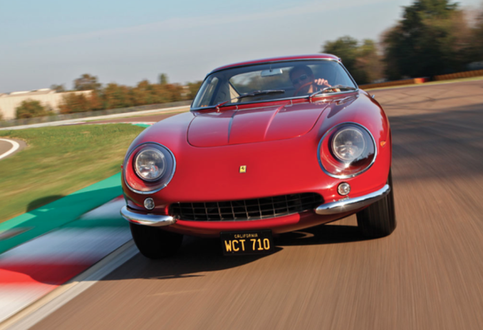 Steve McQueen's 1967 Ferrari Is For Sale!
