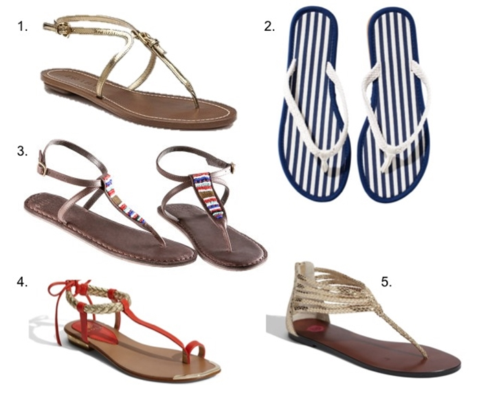 What To Wear On The Beach Summer Sandals
