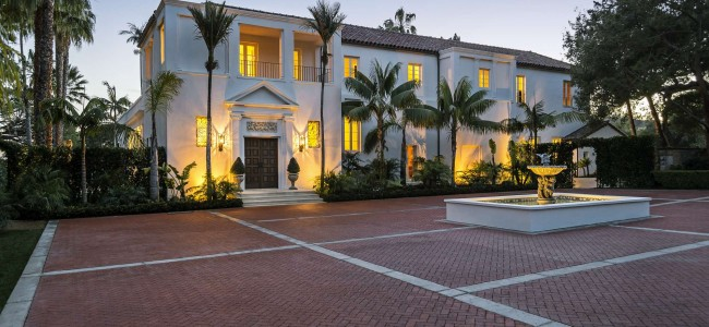 The $35 Million House from Scarface is Now for Sale