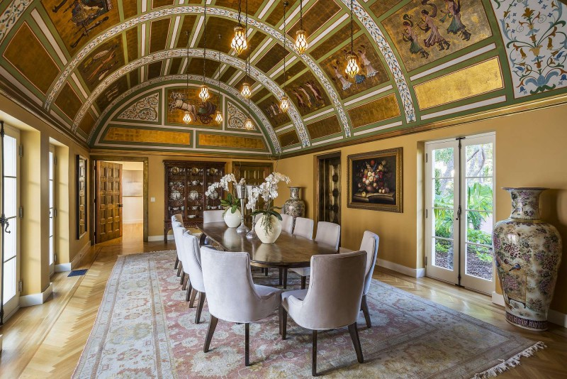 The $35 Million House from Scarface is Now for Sale  (4)
