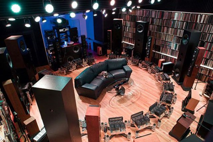 The Most Expensive Home Theater System