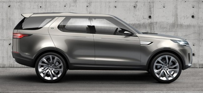 Have You Seen The New Land Rover Discovery Vision Concept? It Looks Amazing!