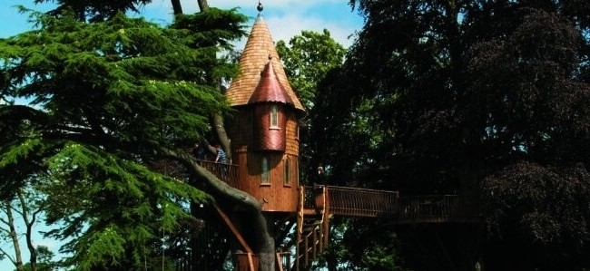these are the most expensive tree houses in the world - Most Expensive Tree House In The World