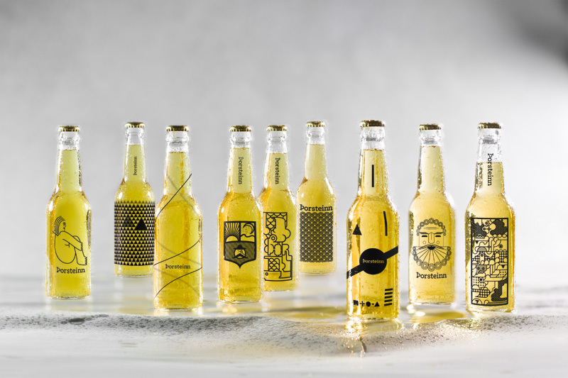 Amazing Beer Bottle Design