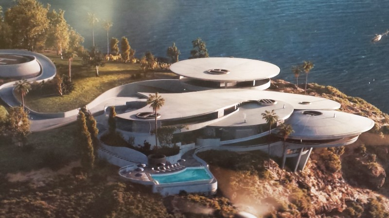 Tony Stark's Home from 'Iron Man' is For Sale