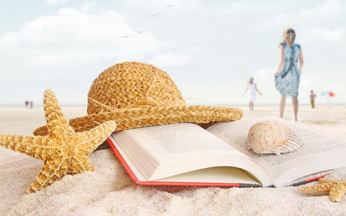 What To Wear On The Beach Summer Book