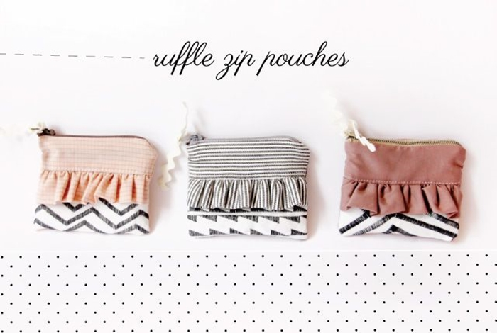 What To Wear On The Beach Summer Zip Pouch