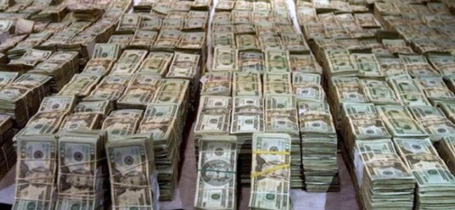 $250 Million in Cash and that's not all this Drug Lord was hiding!