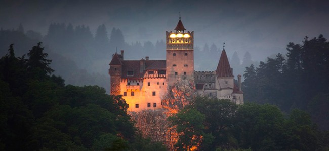 Dracula's Castle is Up for Sale